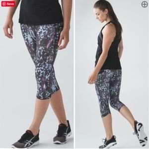 LULULEMON | Top Speed Crop Pant